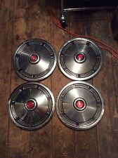 1974 Ford Mustang Hubcaps 13""