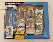 "AVATAR Level 5 INTERACTIVE BATTLE PACK W/ JAKE SULLY FIGURE 4"" NEW WEBCAM I-TAG"