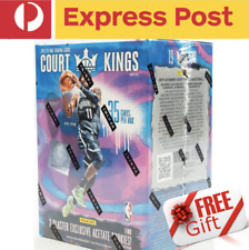 2019 2020 Panini Court Kings NBA Basketball Trading Cards BLASTER Box