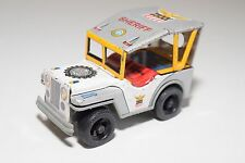 TINPLATE BLECH PAYA SPAIN JEEP POLICE CAR SHERIFF EXCELLENT CONDITION
