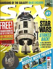 SFX #249 (TRANSFORMERS AGE OF EXTINCTION, STAR WARS, GUARDIANS OF THE GALAXY) NM