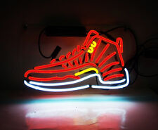 TN114R Sneakers Shoe Store Fun Poster NB Decor Neon Light Sign LED 14x8