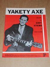"""Chet Atkins """"Yakety Axe"""" sheet music"""