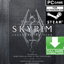 [8-HR DELIVERY] The Elder Scrolls V Skyrim Legendary Edition PC Steam Key GLOBAL
