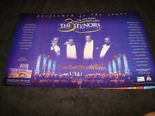 The 3 Tenors 1994 Los Angeles concert ad Carreras, Domingo, Pavarotti with Mehta