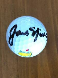 JACK NICKLAUS  Signed Masters Golf Ball A 10 Autograph   JSA X95549
