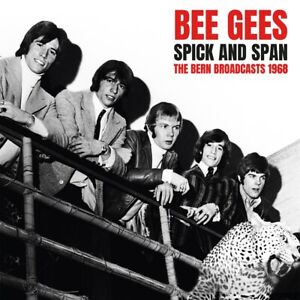 Bee Gees - Spick and Span: the Bern Broadcast 1968 - LP Vinyl - NEW