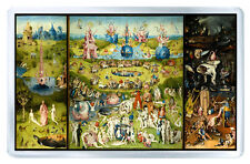 HIERONYMUS BOSCH - THE GARDEN OF EARTHLY DELIGHTS FRIDGE MAGNET IMAN NEVERA