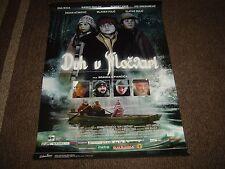 Duh u Mocvari (Ghost in the Swamp) (Cinema Poster) (27 x 19)