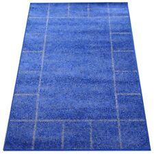 """SALE ! Teppich """"INTIRIO Blau"""" 120x170 gewebt, gute Qualität Neu"""