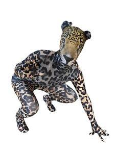 Leopard Premium Original Morphsuit Adult Halloween Costume Cosplay READ