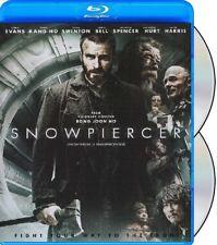 SNOWPIERCER (BONG JOON HO) - 2 DISC SET *NEW BLU-RAY*