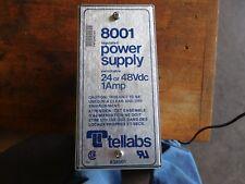Tellabs 8001 REGULATED POWERSUPPLY 24V/48V