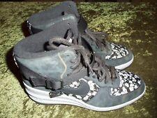Women's Nike Lunar Force 1 Sky Hi Liberty casual shoes sneakers size 9