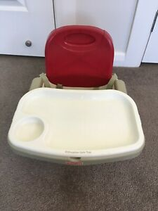Fisher-Price® High Chair Feeding Chair Booster Portable Baby Seat Picnic Home