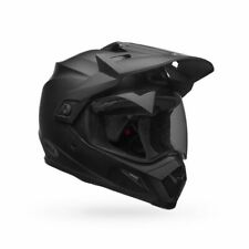 BELL MX-9 ADVENTURE MIPS  MOTOCROSS HELMET SOLID MATTE BLACK FROM MOTOGO