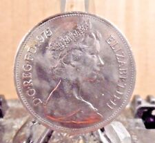 CIRCULATED 1976 10 NEW PENCE UK COIN (71217)1