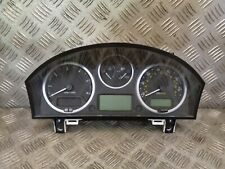 2008 LAND ROVER DISCOVERY 3 2.7 Td V6 GS 5DR INSTRUMENT CLUSTER 8H2210849BA