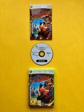 BANJO KAZOOIE Nuts & Bolts XBOX 360 LIVE Spiel SCHRAUBE LOCKER + OVP Box CIB PAL