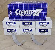 """CLEVITE CB1228P1 .001"""" Rod Bearing Set for 77-90 Buick V6 3.8L 3.2L 3.0L 4.1L"""