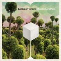 Le SuperHomard - Meadow Lane Park [New Vinyl LP] Ltd Ed, White, Digital Download