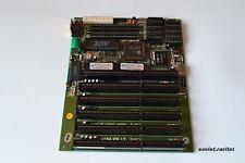 286 Motherboard PCChips M216A + HARRIS 286-20 + FPU AMD 287-10 + 1MB RAM RETRO