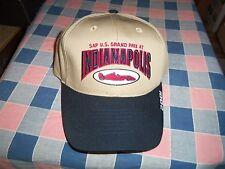 Hat Cap 2001 SAP US Grand Prix Indianapolis  Formula 1  Size Adjusts Back