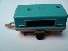 ANCIENNE REMORQUE GROUPE ELECTROGENE MAJORETTE 21760 MADE IN FRANCE