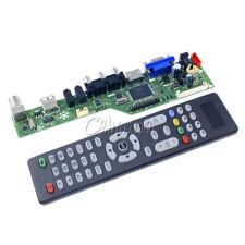 V29 Universal LCD TV Controller Board TV Motherboard VGA/HDMI/AV/TV/USB