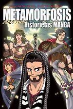 METAMORFOSIS Historietas Manga Spanish Edition En Espanol NEW