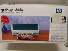 HP Deskjet 3650 Standard Inkjet Printer C8974-80053