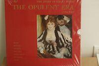 Time Life The Opulent Era Concert 5 LP Set Mint Original Unplayed Boxset Manual