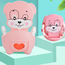 Kids Toilet Seat Baby Child Toddler Potty Training Portable Trainer Chair UK