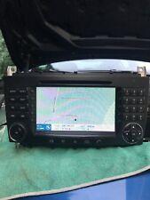 Mercedes W203 C-Klasse Navi Navigation Comand NTG 2 BE6096 A2038270062 TOP