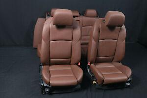 Lederausstattung Sportsitze BMW 5er F11 Touring leather seats interior brown