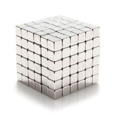 100x N35 3x3mm Neodymium Cube Block Disc Super Strong Rare Earth Small Magnet