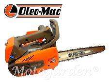 "Motosega Oleo Mac GST 250 da potatura per uso professionale. 1/4""x0.50"" Carving"