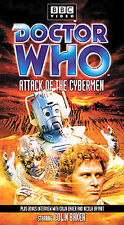 Doctor Who - Attack of the Cybermen VHS Brand New Sealed Colin Baker BBC