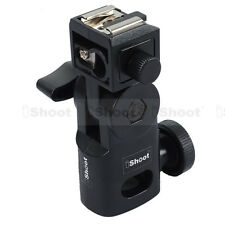 Hot Shoe Mount Flash Bracket/Umbrella Holder for Canon 600EX-RT/580EX 430EX & II