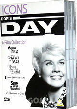 Doris Day Collection 1950s 1960s DVD Boxset films