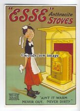 ad3684 - ESSE Anthracite Stoves - Modern Advert Postcard