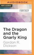 Dragon Knight: The Dragon and the Gnarly King by Gordon R. Dickson (2016, MP3...