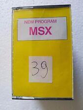 Msx NEW Program msx n.7