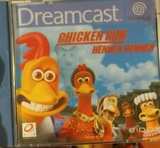 Chicken Run (Eidos 1999) Sega Dreamcast (Box, Manual, GD-Rom)