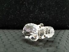 Swarovski Crystal Miniature Hippopotamus  7626 055 000