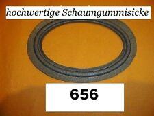 Schaumgummi Sicke passend Harman Kardon Tiefton BMW Auto Lautsprecher 656
