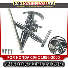 Front Passenger Right Door Window Regulator for Honda Civic Coupe 1996-1999 2000