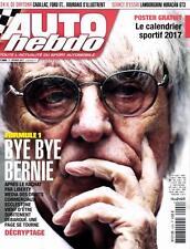 AUTO HEBDO n°2099 NEUF du 1/02/2017 : F1 bye bye Bernie - 24h Daytona - Huracan