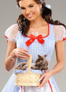 Wizard of Oz Dorothy Style Doggie Basket Handbag