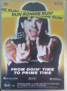 Run Ronnie Run! (DVD, 2003)